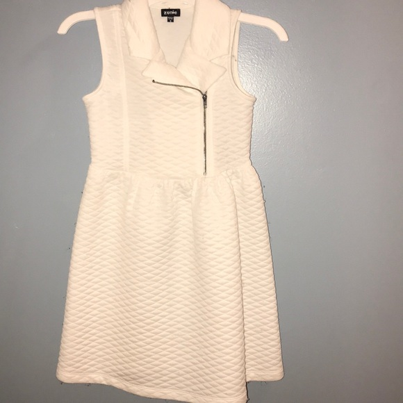Zunie Dresses Size 7 White Dress From Lord Taylor Poshmark